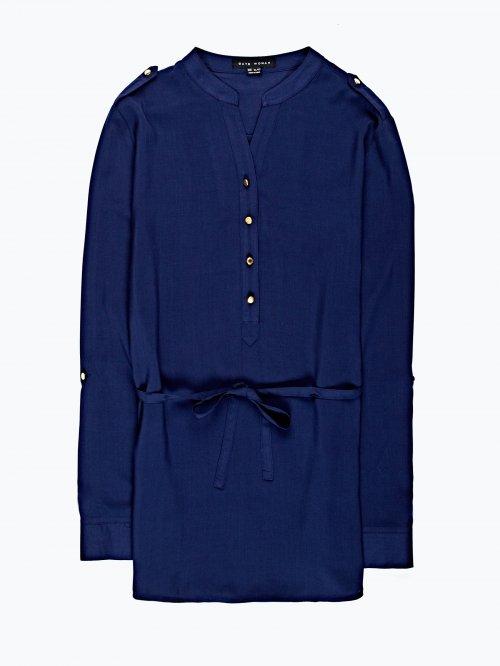 Basic prolonged blouse