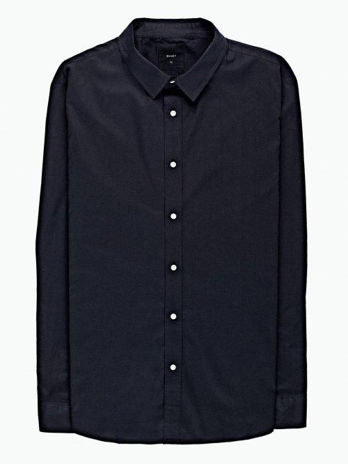 Basic cotton shirt