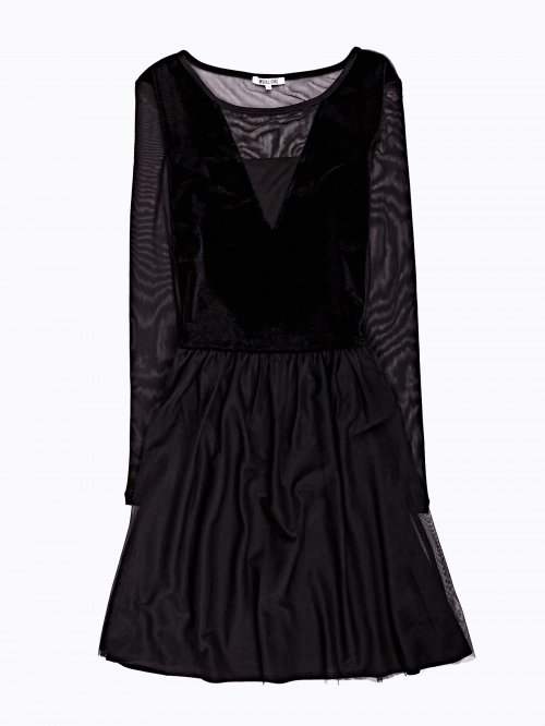 Combined ballerina dress