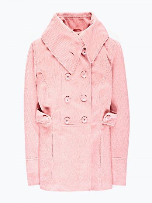 Basic pea coat