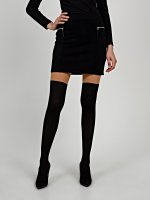 Over the knee look tights