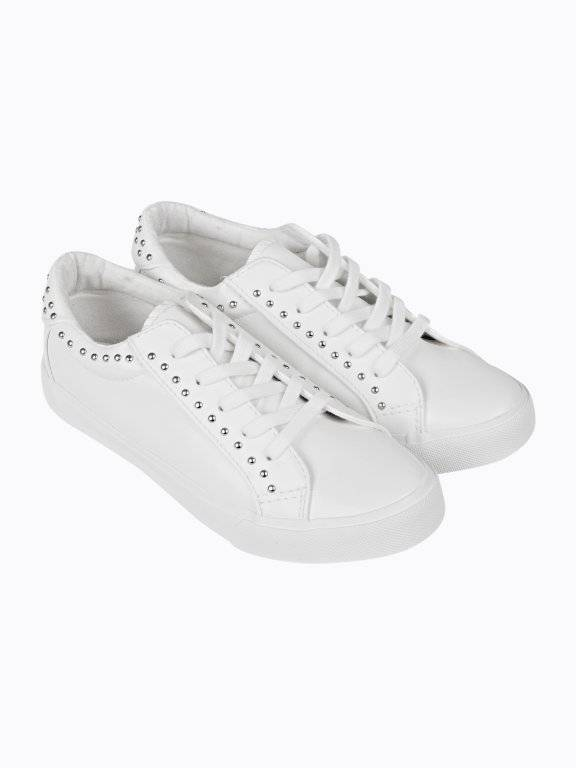Studded sneakers