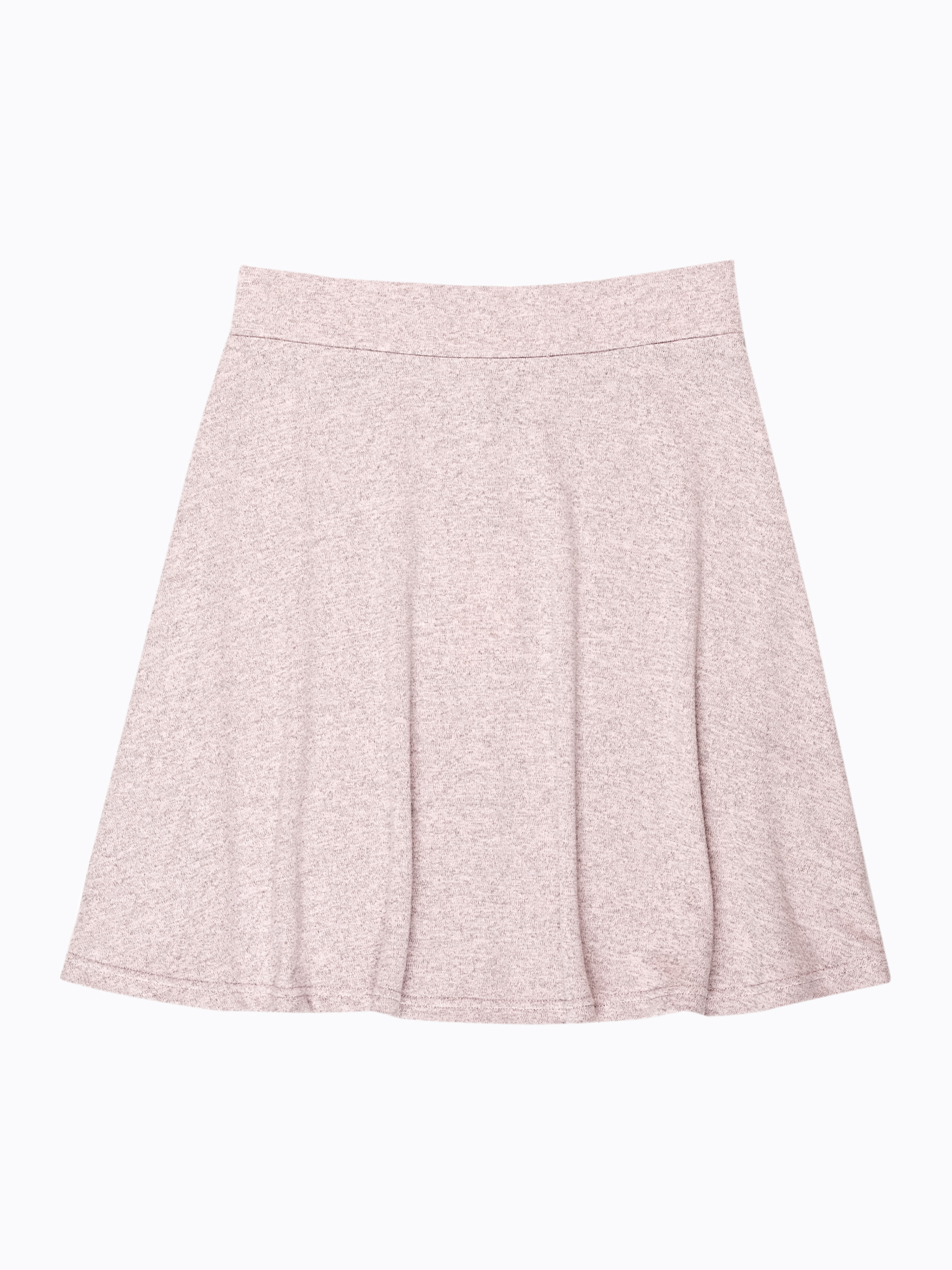 GATE Melírovaná áčková sukňa