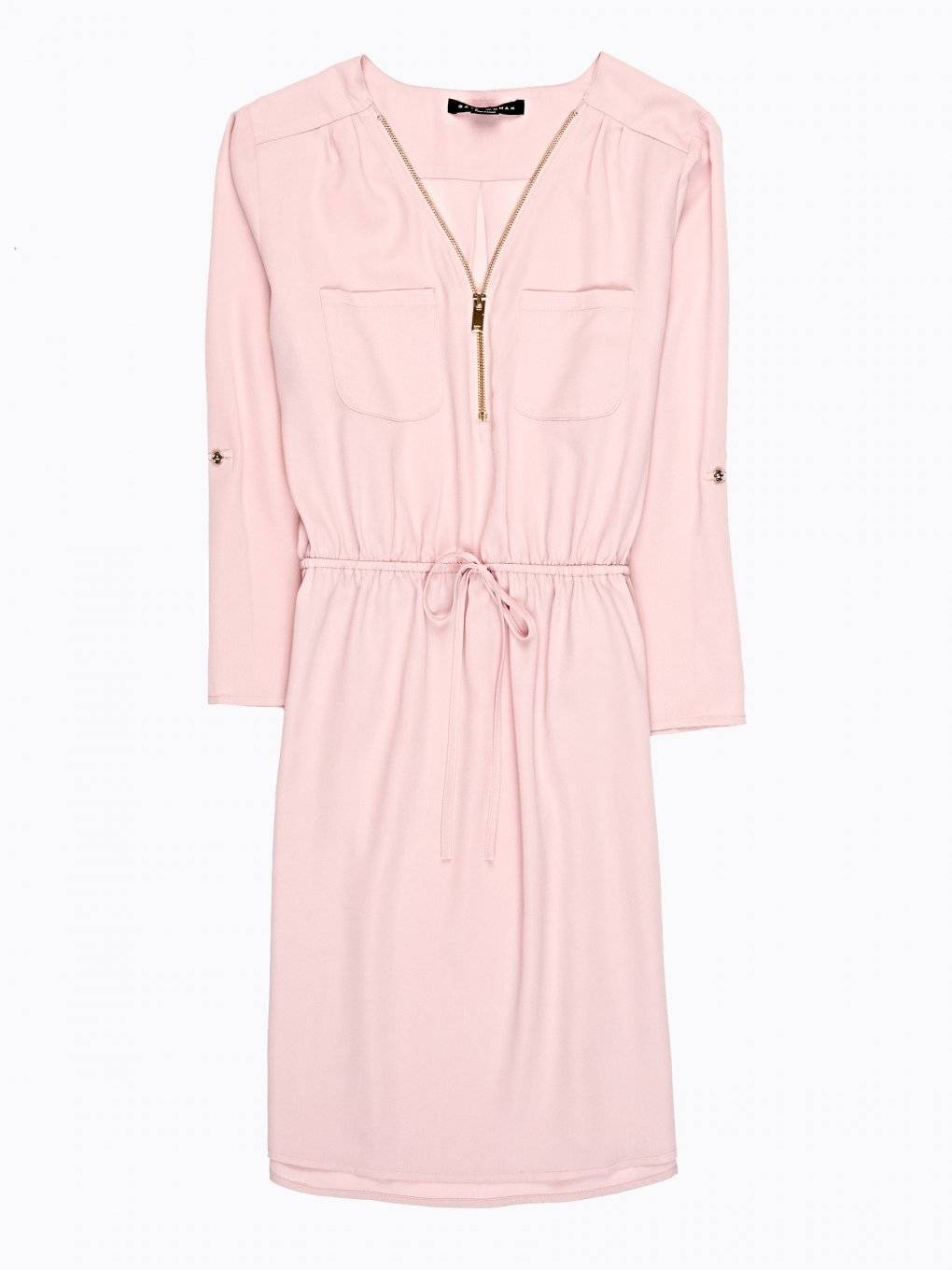 Basic shirt dress