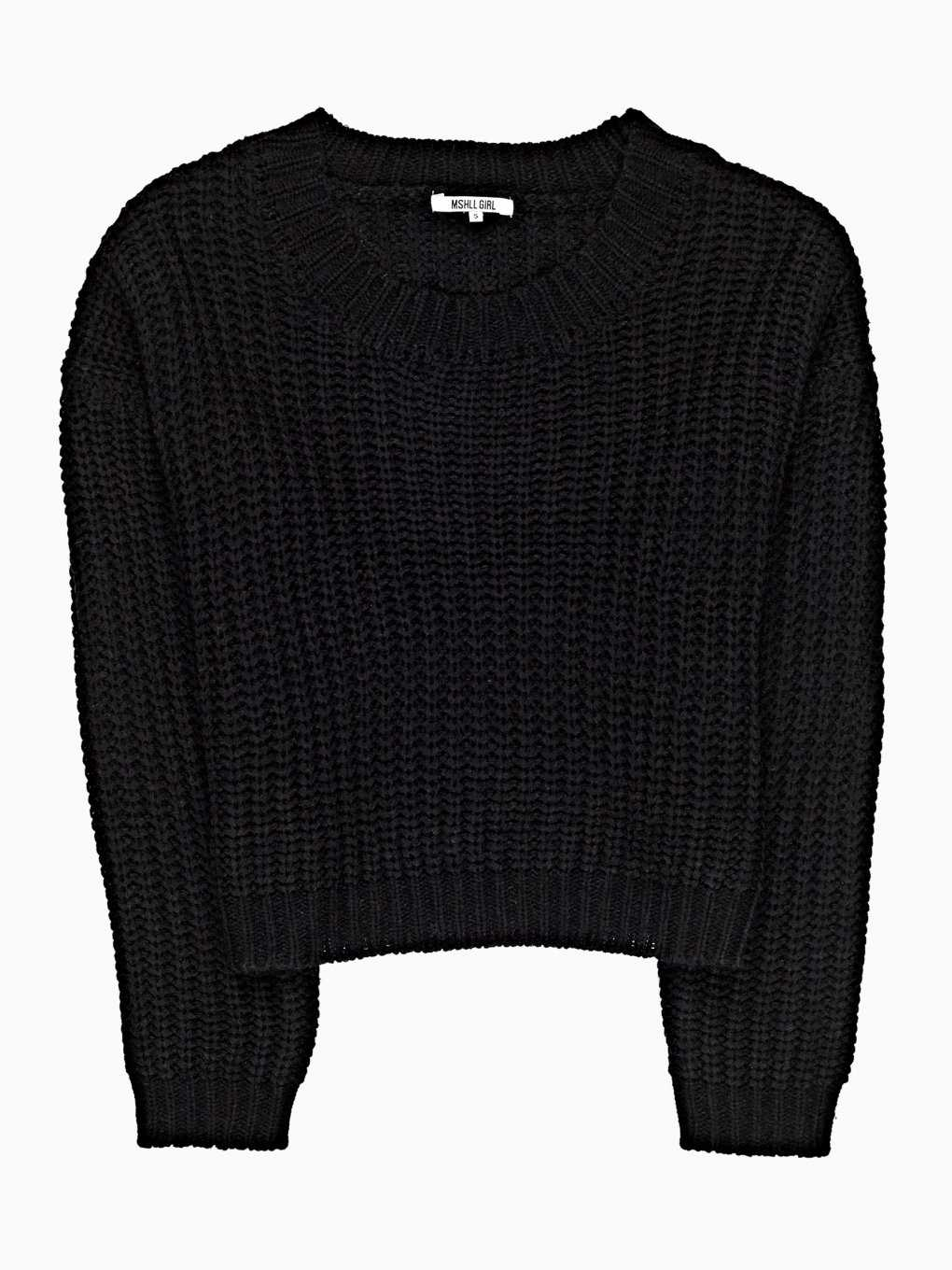 CROPPED JUMPER