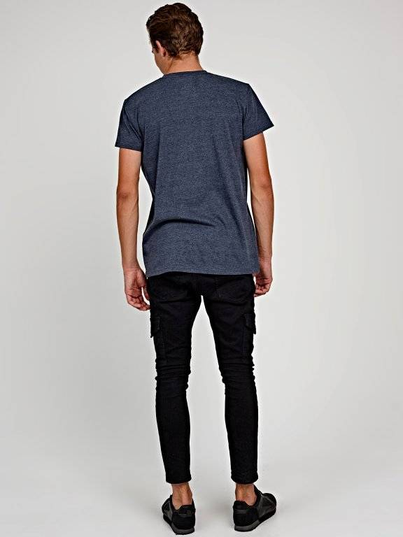 BASIC REGULAR FIT T-SHIRT