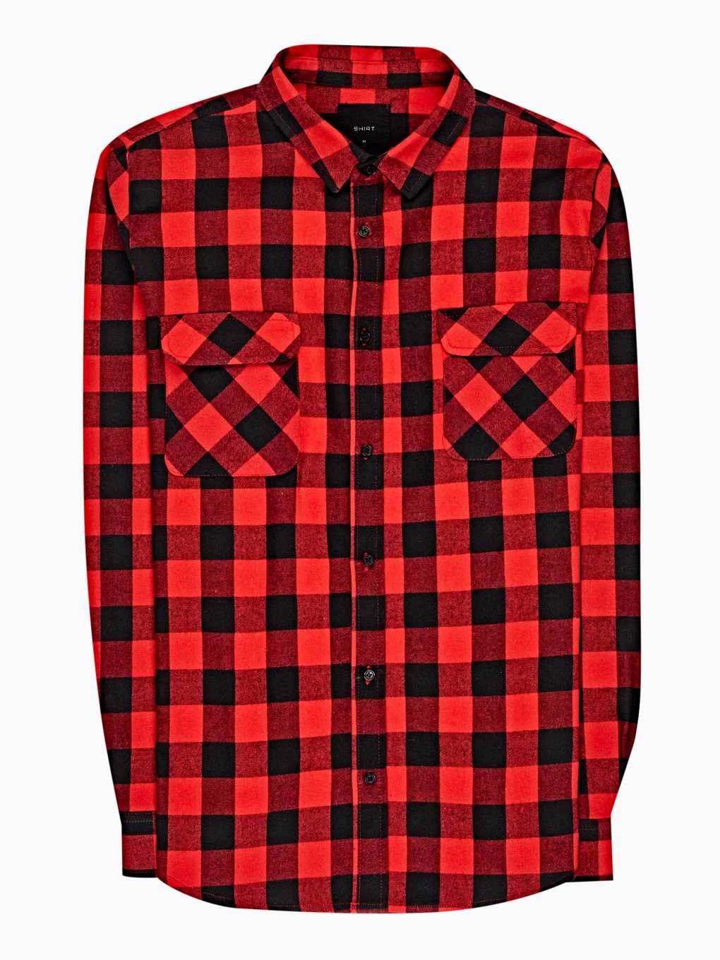 REGULAR FIT PLAID SHIRT