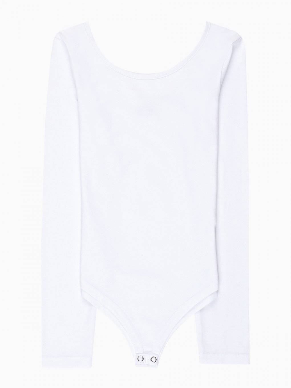 BASIC STRETCH JERSEY BODYSUIT