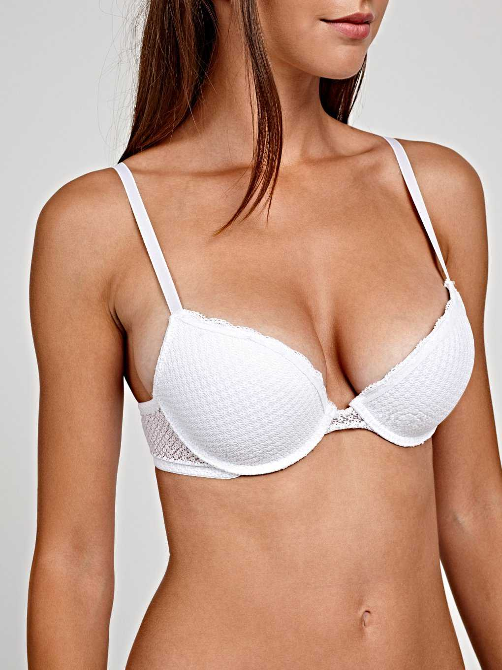 Push-up bra
