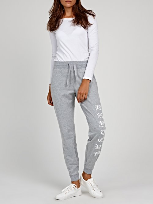 Sweatpants with print