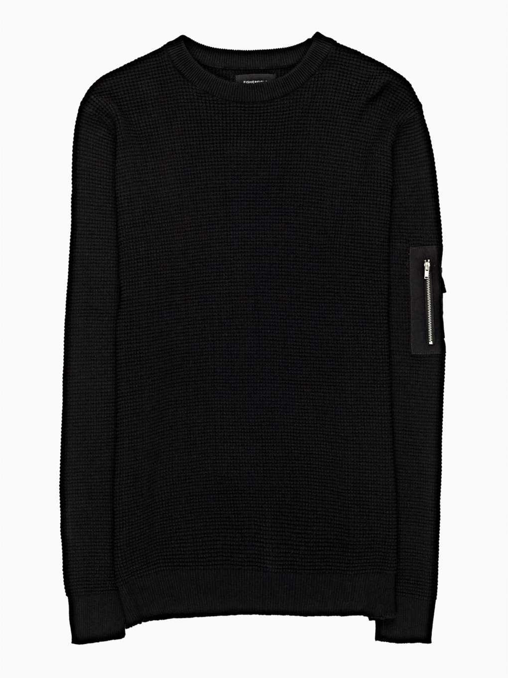 JUMPER WITH SLEEVE POCKET
