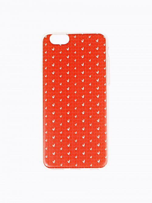 CHRISTMAS PHONE CASE /I-PHONE 6,7,X/