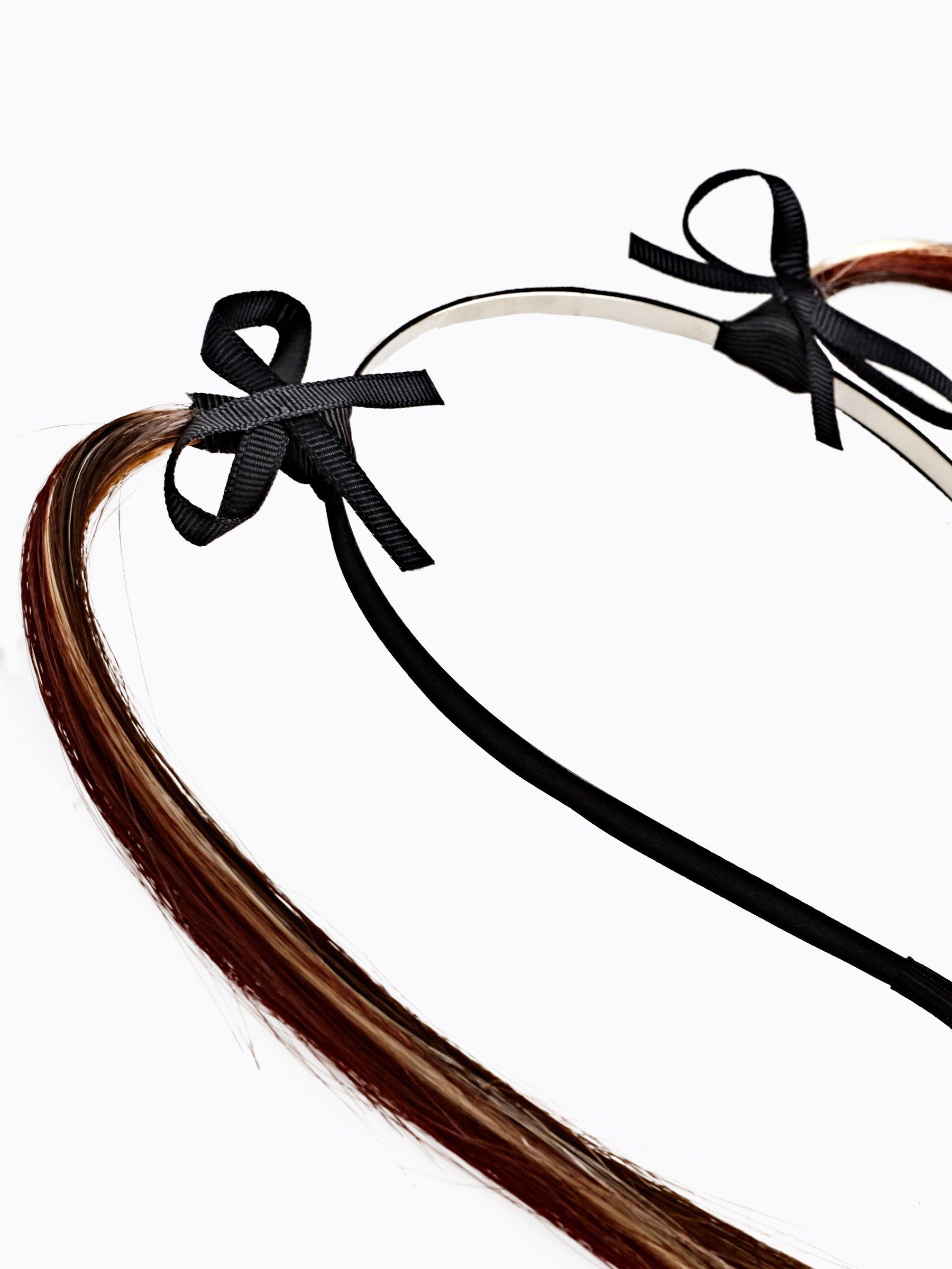 Čelenka s umelými vlasmi  026bc91941