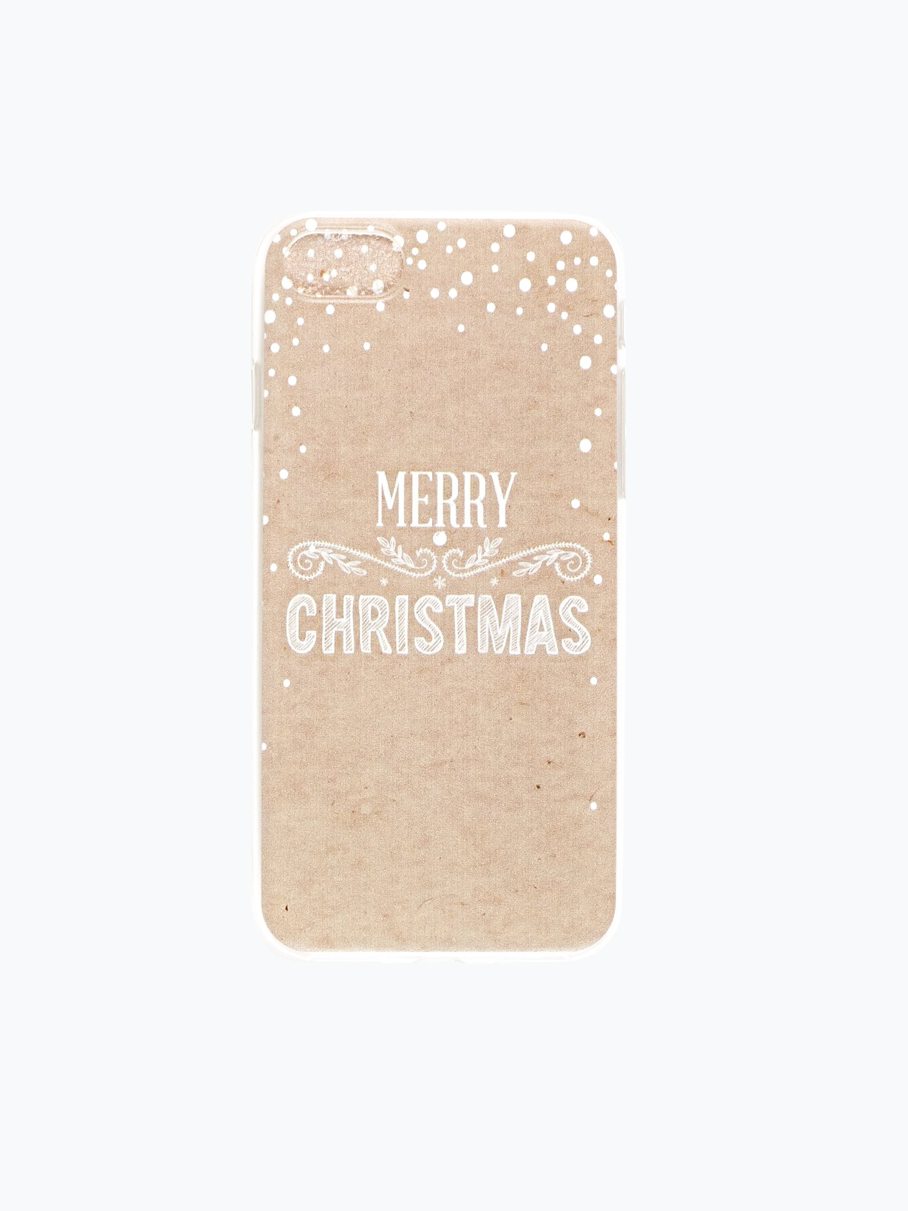 Christmas phone cover /IPHONE 7/   GATE
