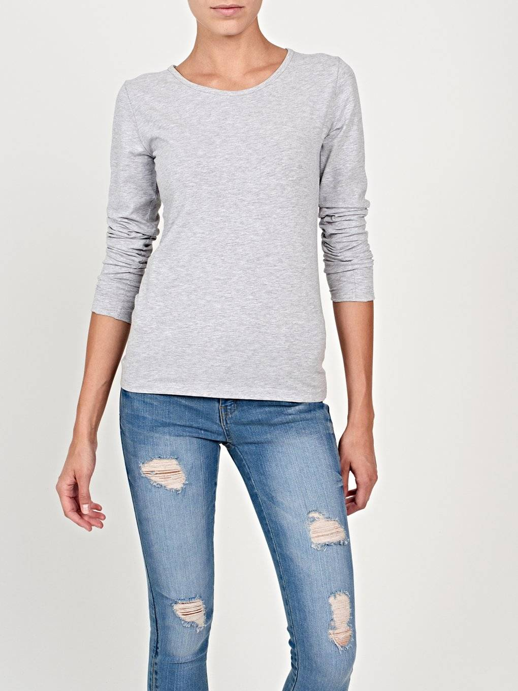 Basic stretch t-shirt