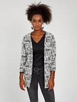 PATTERNED BLAZER WITH POCKETS
