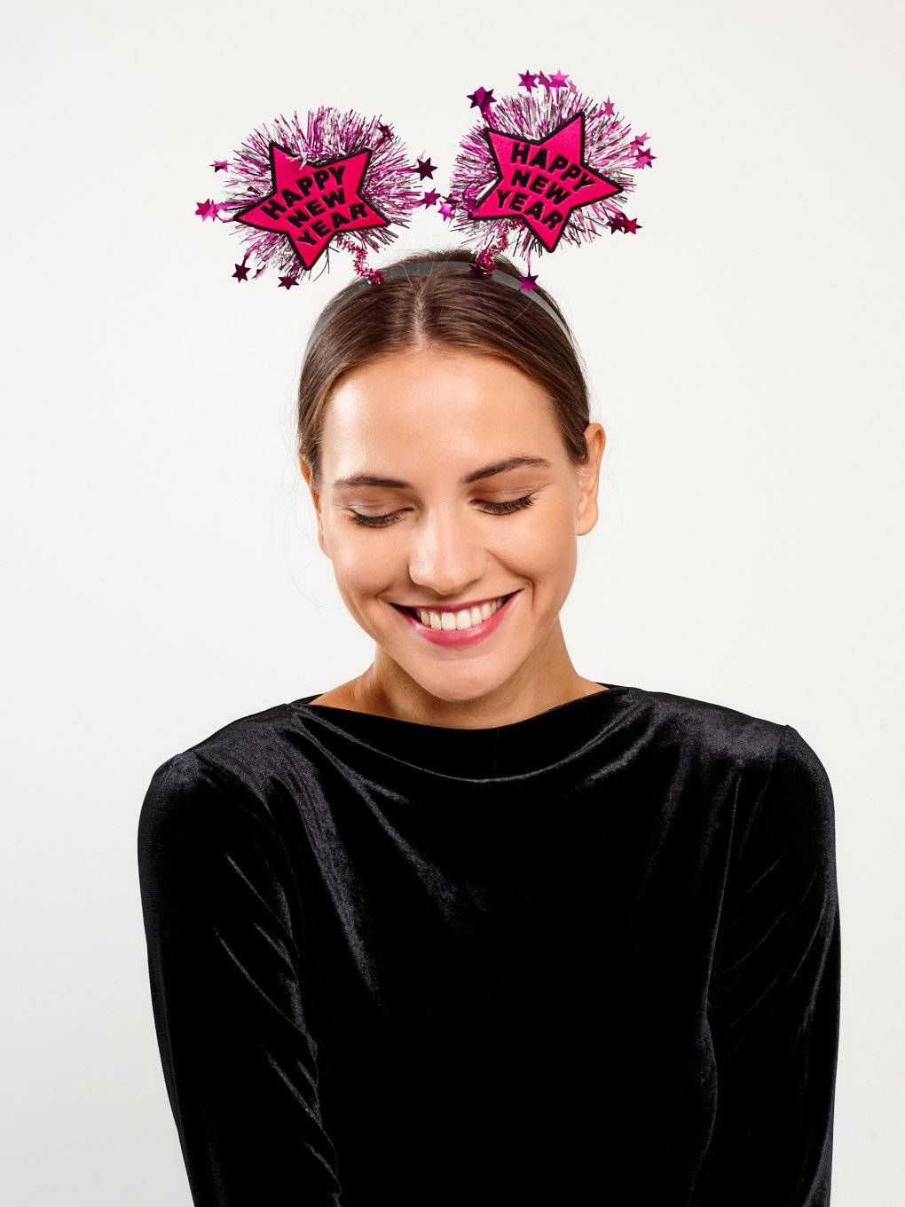 HAPPY NEW YEAR HEADDRESS