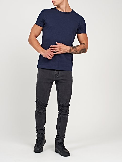 Structured t-shirt