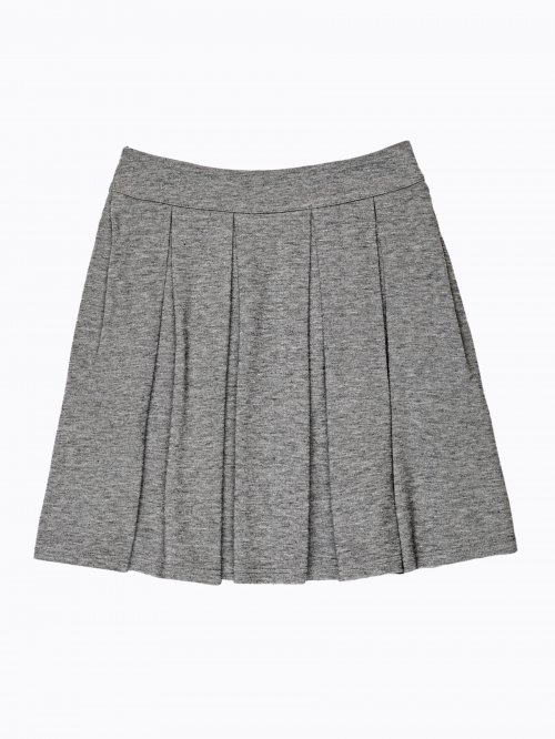 PLEATED SKIRT WITH POCKETS
