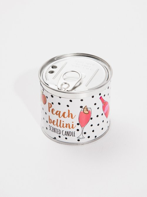 SCENTED CANDLE IN A TIN