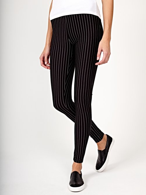 Striped jeggings