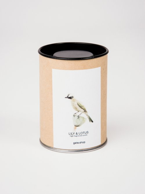 SCENTED CANDLE IN PAPER BOX