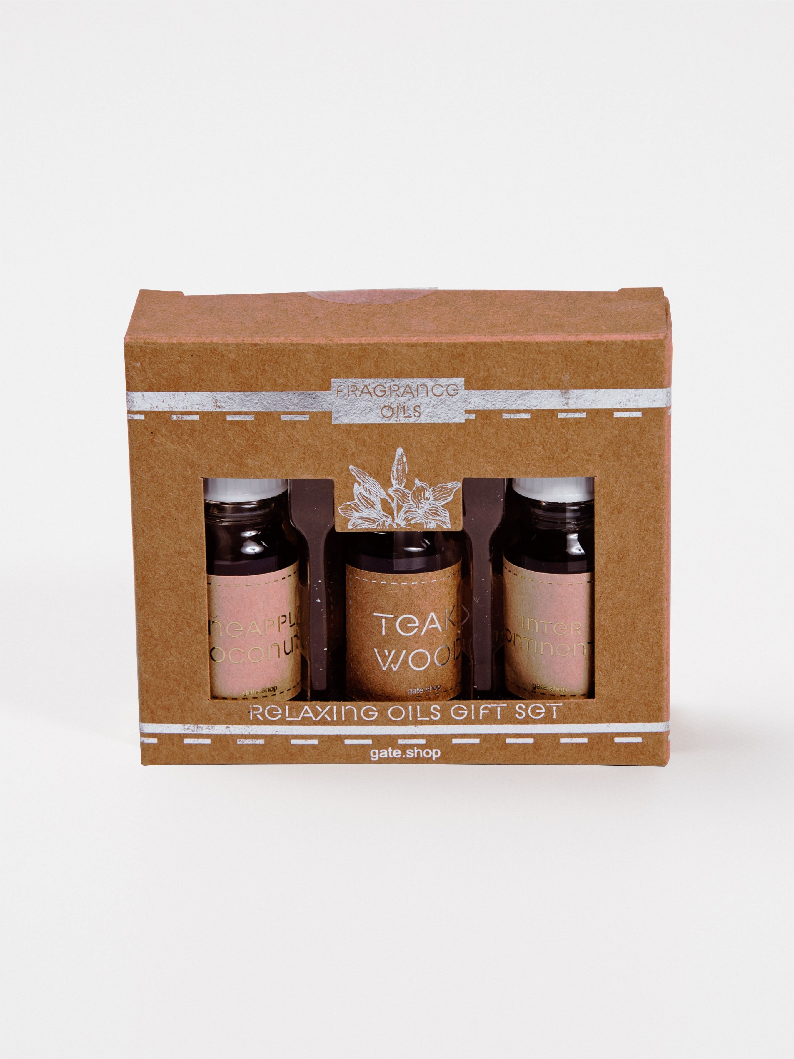 3-PACK SCENTED OILS SET