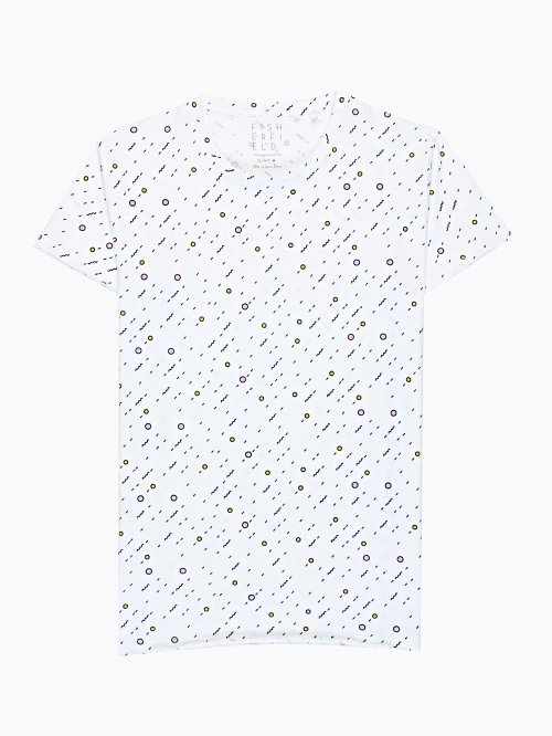 SLIM FIT PRINTED T-SHIRT