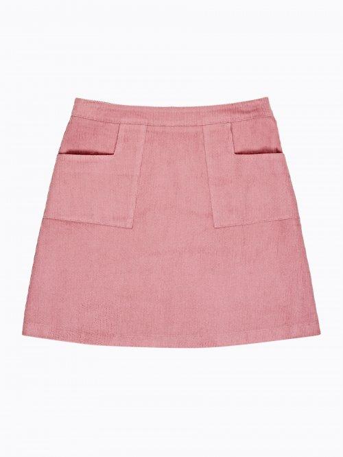 Manšestrová sukně c57e4839f5