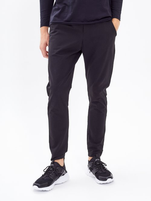 Nylon trousers