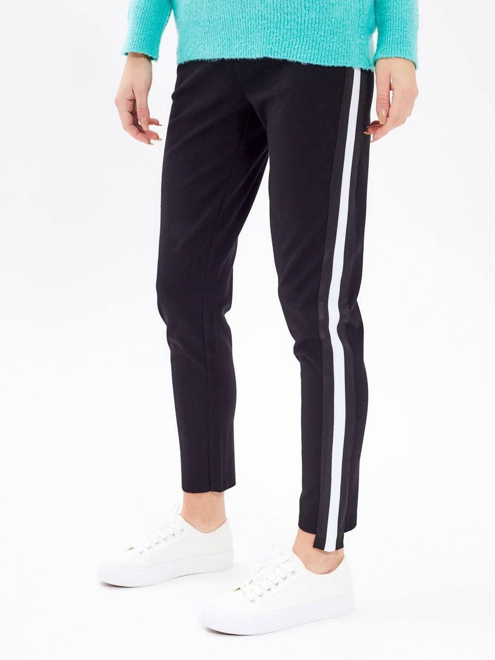 TAPED TROUSERS