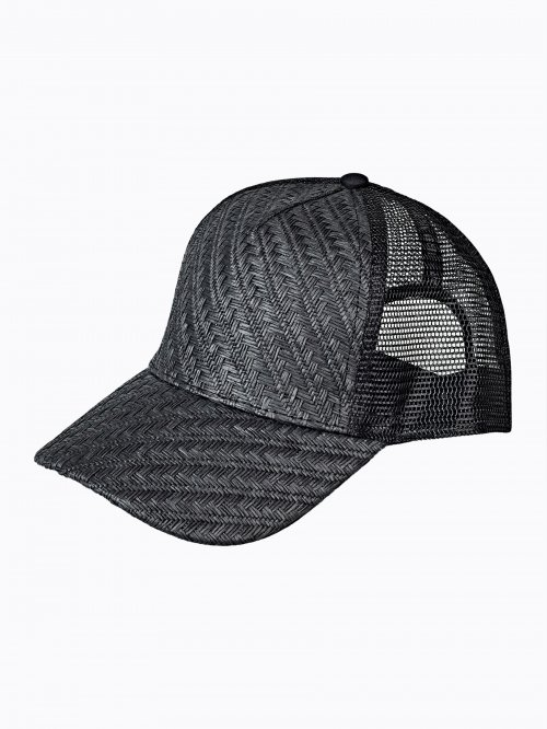 STRUCTURED BASEBALL CAP