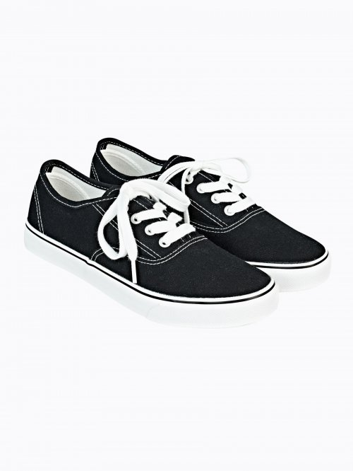 BASIC CANVAS PLIMSOLLS