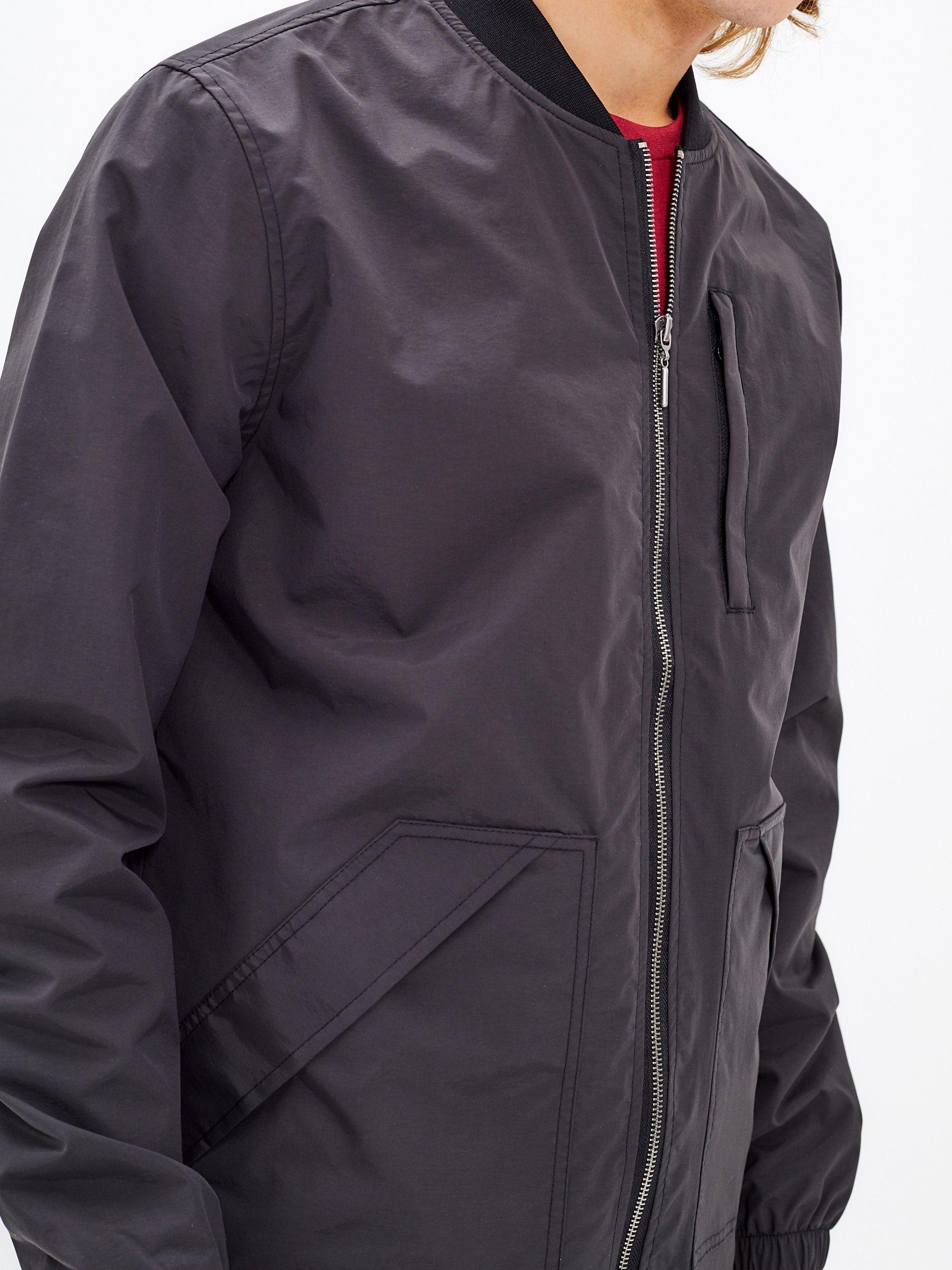 Kabát pea s vysokým žebrovaným límcem. 1 398 Kč. → · Bunda bomber. Bunda  bomber 002460bd450