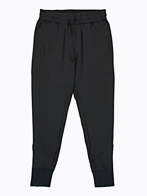 SWEATPANTS WITH ZIPPERS