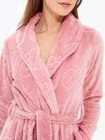 FLEECE DRESSING GOWN