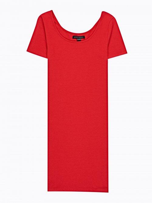 Základní pouzdrové žerzejové šaty 09e0584199