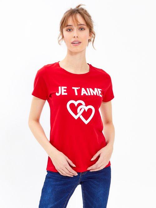 805912771a89 Dámske tričká s krátkym rukávom