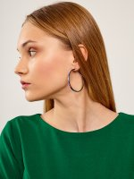 HOOP MULTICOLOR EARRINGS