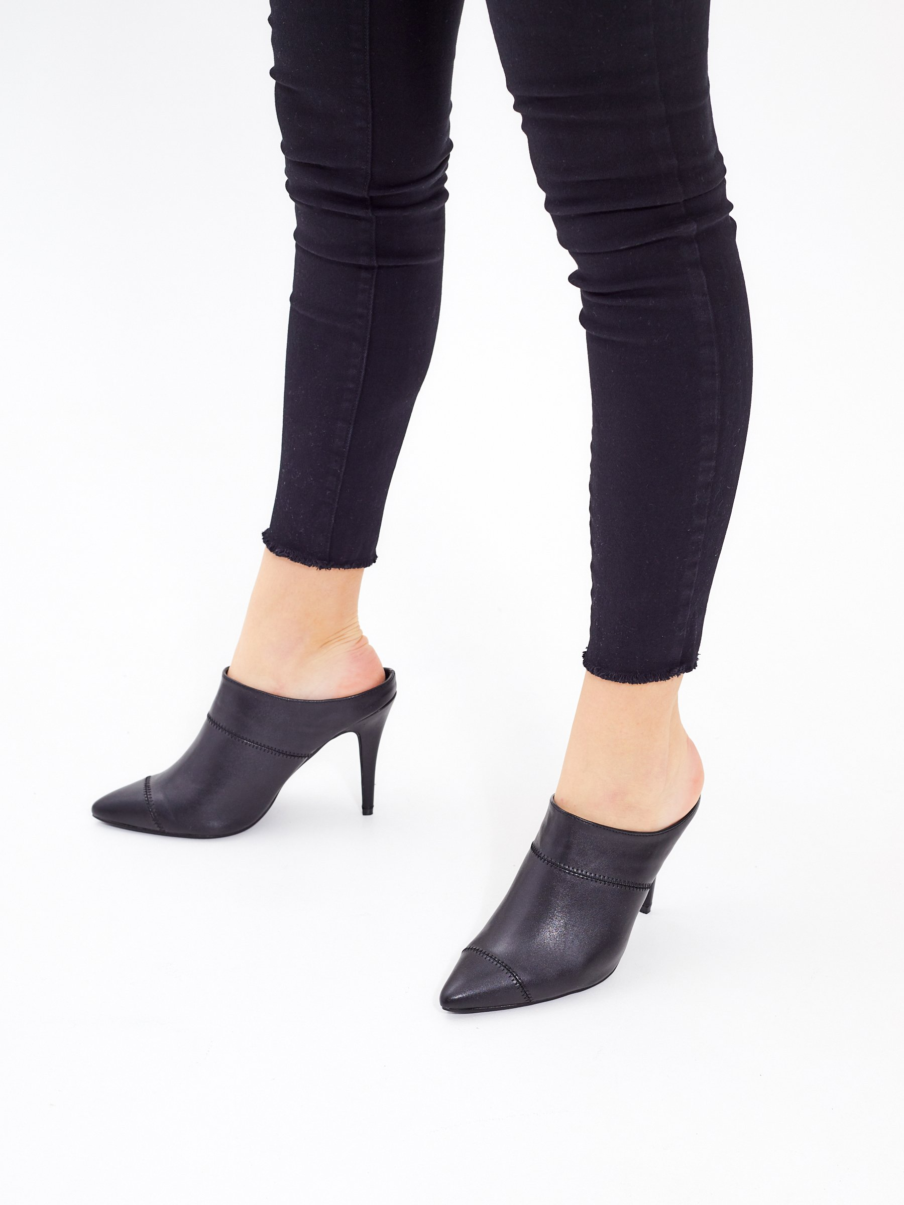 High Heel Mules Gate