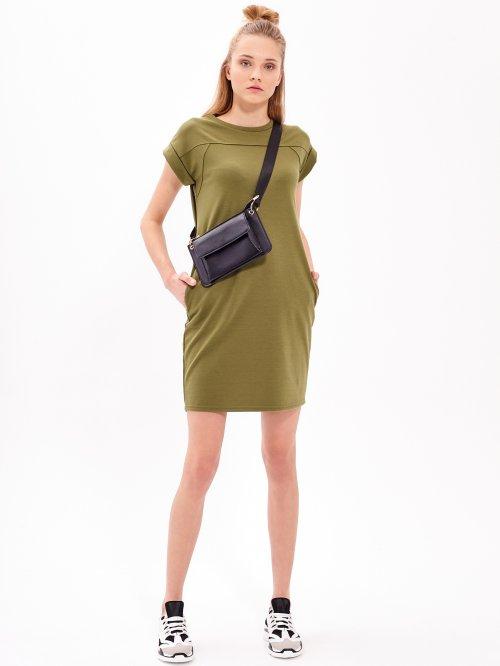 b603b90132 Tričkové šaty s bočnými vreckami