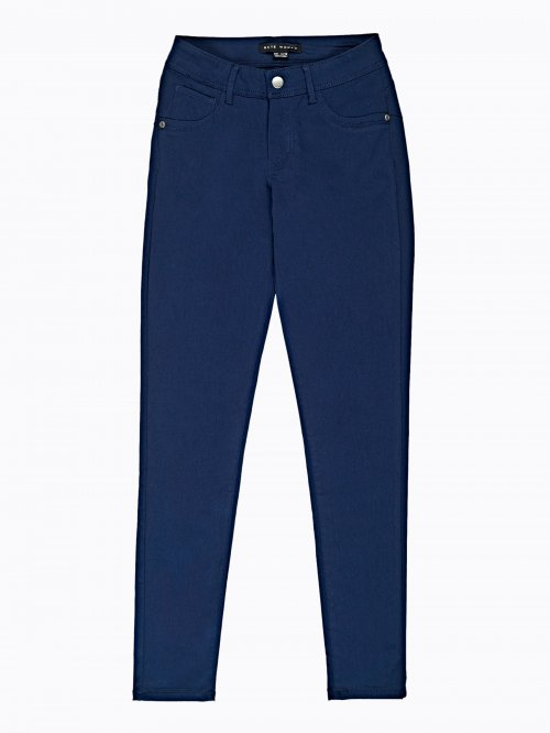 Push-up stretch trousers