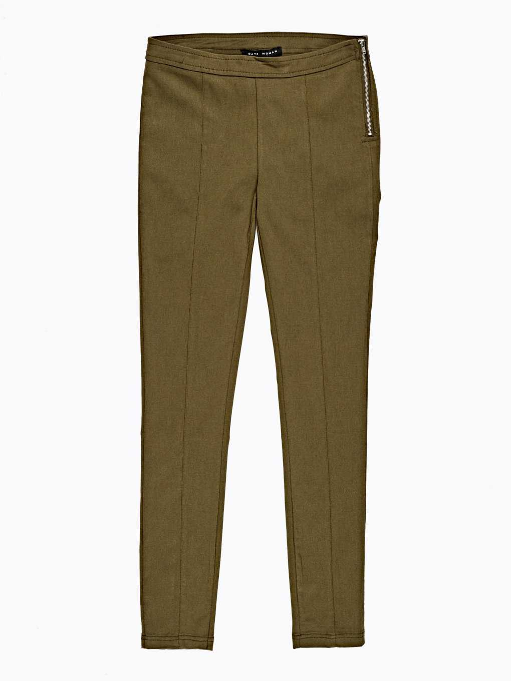 BASIC SKINNY TROUSERS