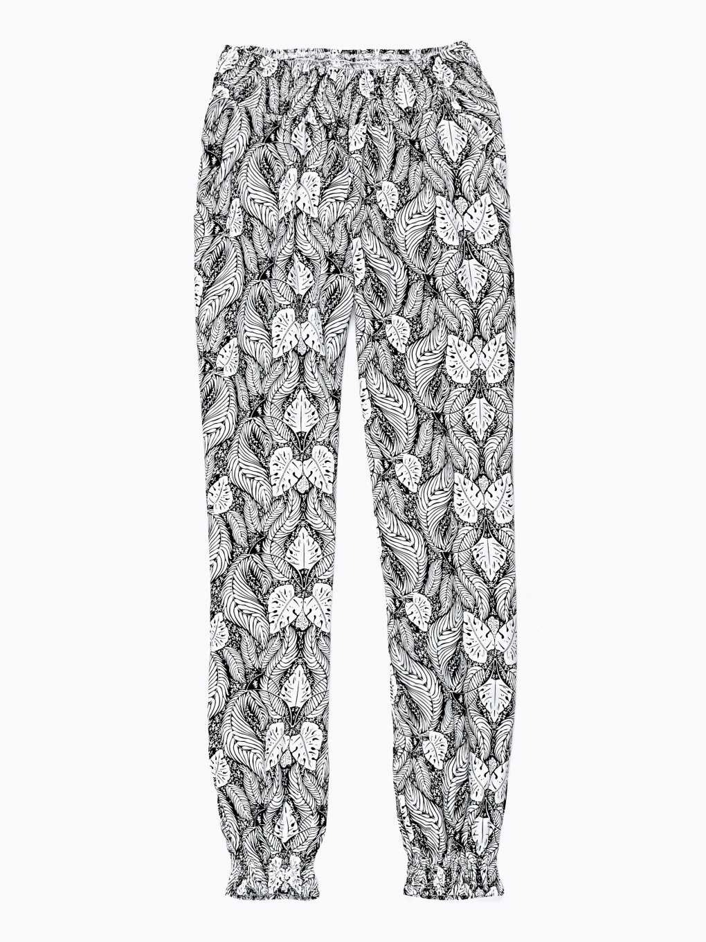 PRINTED JOGGER TROUSERS