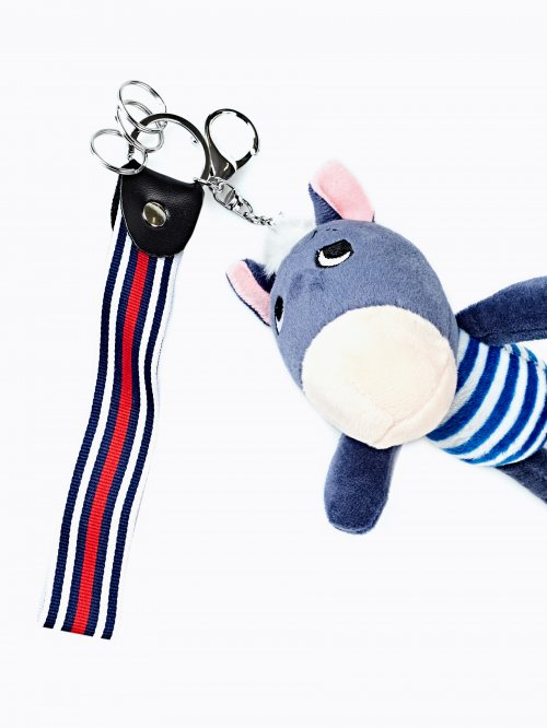 PLUSH PENDANT KEY RING