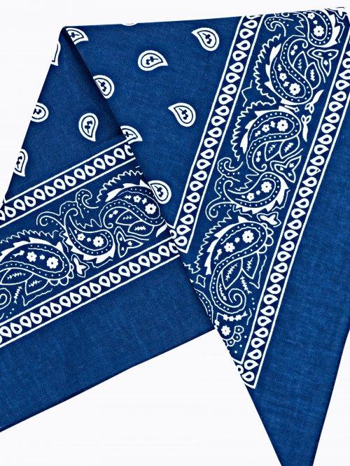 Bavlněný šátek s potiskem 26ba482729