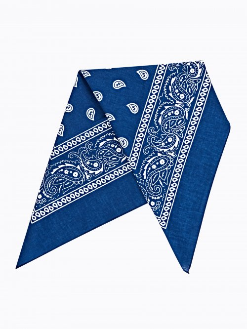 Bavlněný šátek s potiskem 299a4e4307