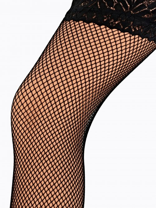 FISHNET HOLD UPS
