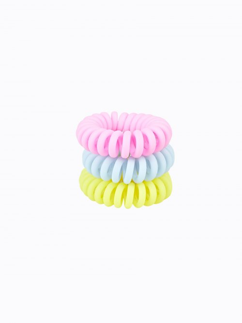 3-pack rubber bands set