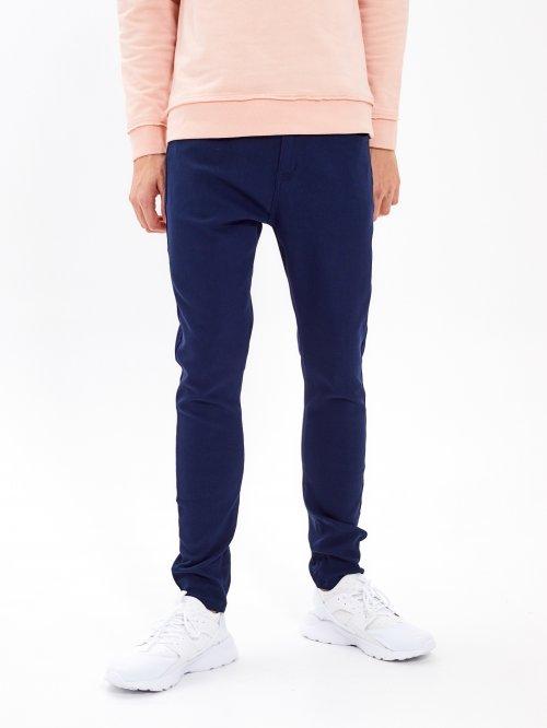 9e72520ae92 Zkrácené strečové kalhoty